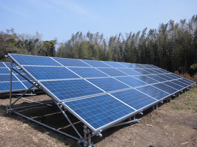 T社様 49.68kW 産業用太陽光発電設置プロジェクト