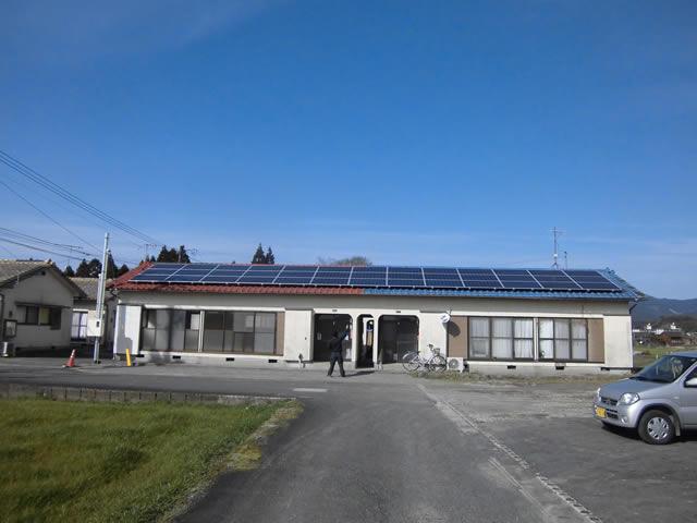 N社様 49.92kW  産業用太陽光発電設置プロジェクト