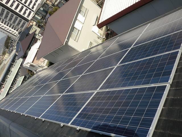 R社様 21.60kW 産業用太陽光発電設置プロジェクト