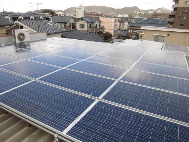 プレステージ社様 10.8kW 産業用太陽光発電設置プロジェクト