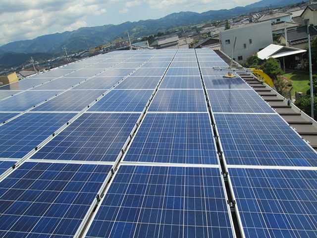A社様 28.8kW 産業用太陽光発電設置プロジェクト