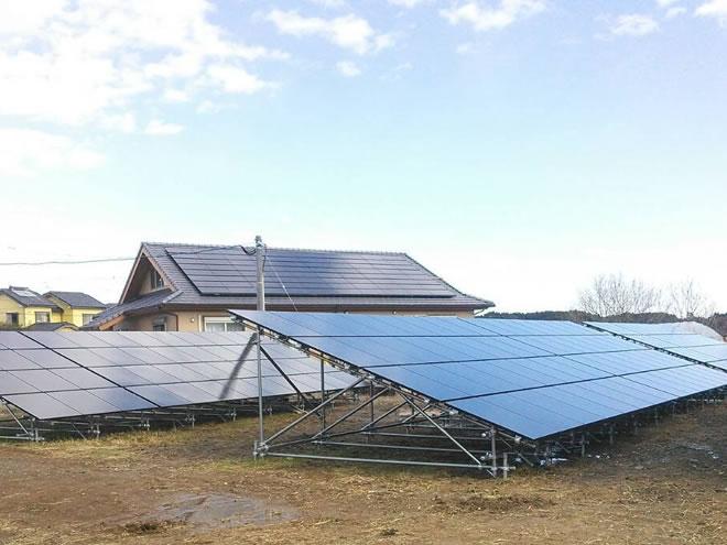 Y様 49.60kW 産業用太陽光発電設置プロジェクト