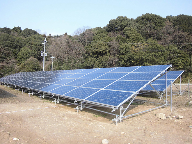 D社様 198.9kW 産業用太陽光発電設置プロジェクト