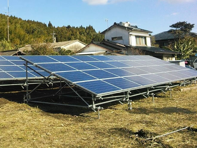 W様 49.68kW 産業用太陽光発電設置プロジェクト