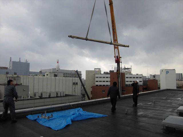 R社様 23.04kW 産業用太陽光発電設置プロジェクト