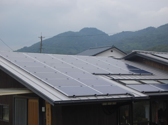 Y様 16.56kW 産業用太陽光発電設置プロジェクト