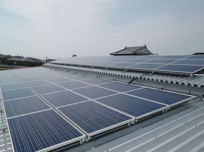 T様 17.28kW 産業用太陽光発電設置プロジェクト