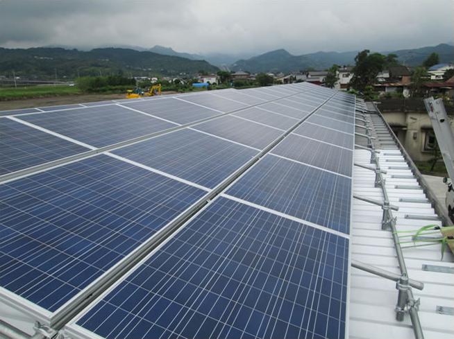 U社様 20.16kW 産業用太陽光発電設置プロジェクト