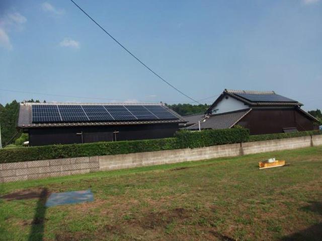 U様 15kW 産業用太陽光発電設置プロジェクト