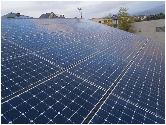 E社様 14.4kW 産業用太陽光発電設置プロジェクト