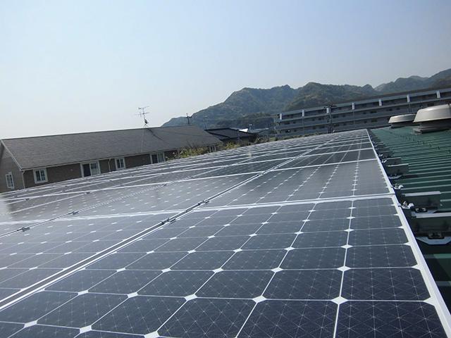 Y様 59.36kW 産業用太陽光発電設置プロジェクト