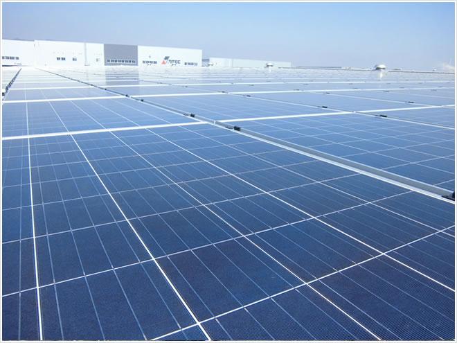 M社様 154.53kW 産業用太陽光発電設置プロジェクト
