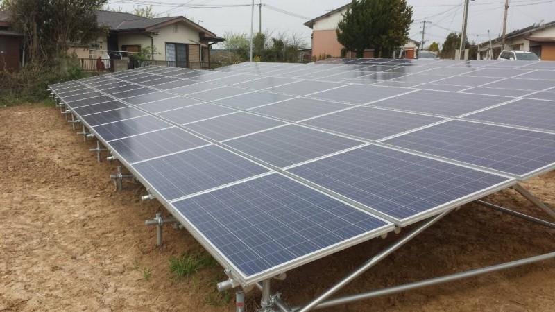 S社様 49.98kW 産業用太陽光発電設置プロジェクト