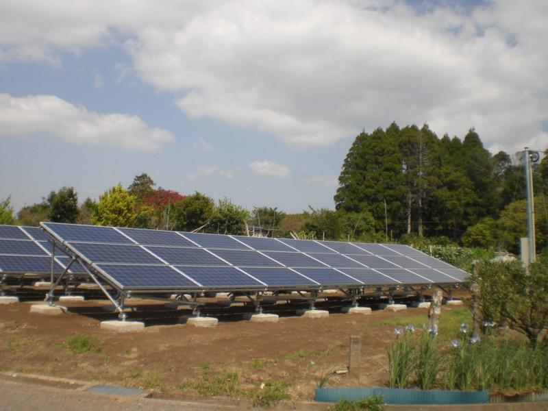 D様 20.4kW 産業用太陽光発電設置プロジェクト