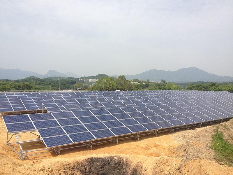 D社様 300.96kW 産業用太陽光発電設置プロジェクト