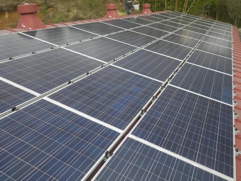 S様 10.56kW 産業用太陽光発電設置プロジェクト